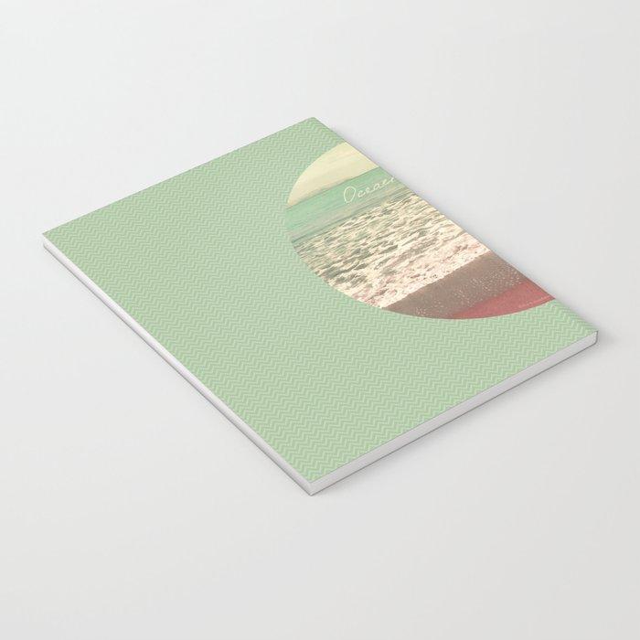 Ocean Dream I Notebook