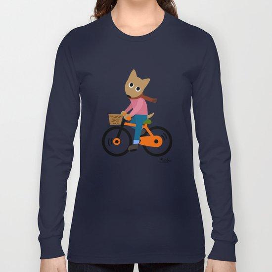 Sam's Cycling Long Sleeve T-shirt