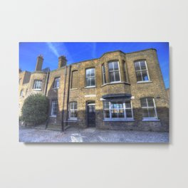 House Mill Bow London Metal Print