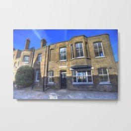 House Mill Bow London Metal Print