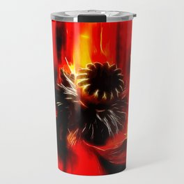 Mohnblüte Travel Mug