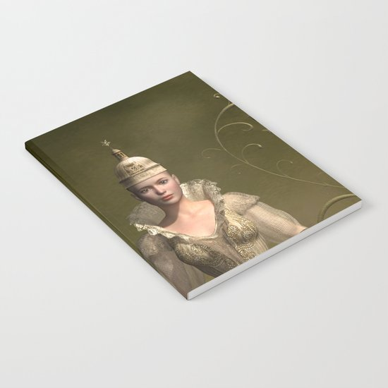 Kingdom of her own Notebook