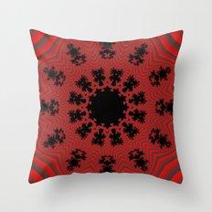 Furnace Throw Pillow