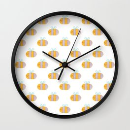 Bee Nice Wall Clock
