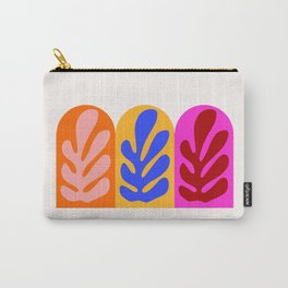 Henri Matisse Leaf Arches  Carry-All Pouch