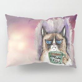 Morning coffee Pillow Sham