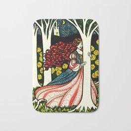 Forest Princess Bath Mat