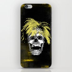 Andy POSTportrait iPhone & iPod Skin