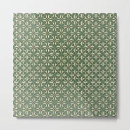 Eryn Green Collection Metal Print