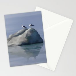 Seagull Siesta Stationery Cards