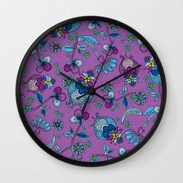 Marrakech : Mosaic Wall Clock