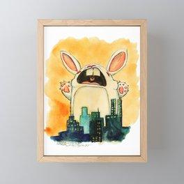 Doomsday Framed Mini Art Print