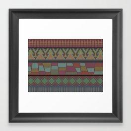 moyou Framed Art Print