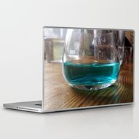 drink Laptop & iPad Skins featuring drink by Beatrice
