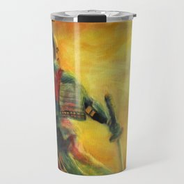 Samurai 1 Travel Mug