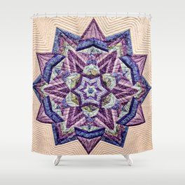 Stars Of Our Life Shower Curtain