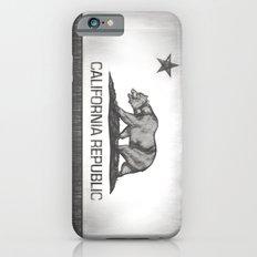 California Republic state flag iPhone 6s Slim Case