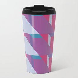 Abstract Drama #society6 #violet #pattern Travel Mug