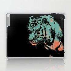 Tiger art print wild animal  Laptop & iPad Skin