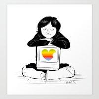 steve jobs Art Prints featuring Steve Jobs. by Bloglaurel