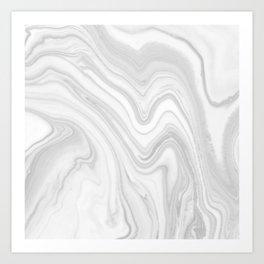 Marble No. 1 Art Print