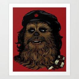 Che Bacca Rebel Art Print