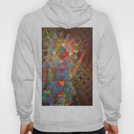 zoraoaster gazes from the 4th dimension Hoody