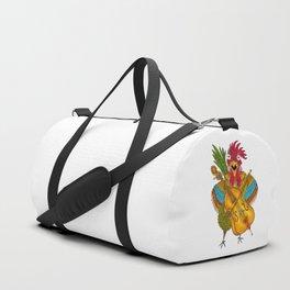 Screeching Rooster Duffle Bag