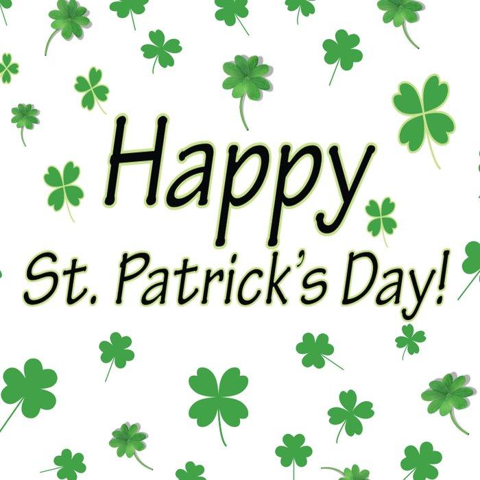 Happy St Patrick's Day Comforters