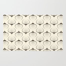 "Art Deco . No. 18 ""Shells."" Rug"