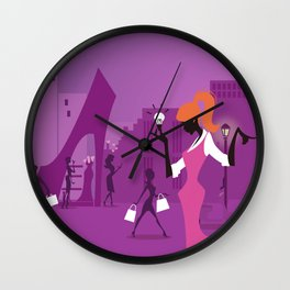 Looking for something Wall Clock