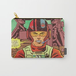 Resistence Squad E. VII Carry-All Pouch