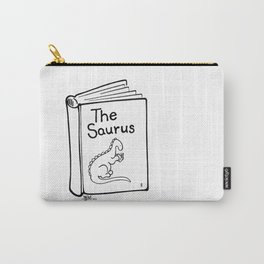 TheSaurus Carry-All Pouch