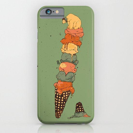 The Arctic Ice Cream iPhone & iPod Case