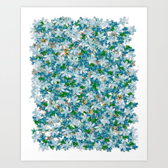 Florals for All, Spring Art Print
