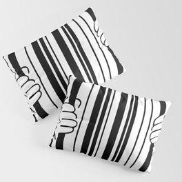 Barcode Pillow Sham