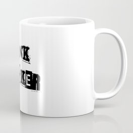 Punk Rocker Rock Music Gift Idea Coffee Mug
