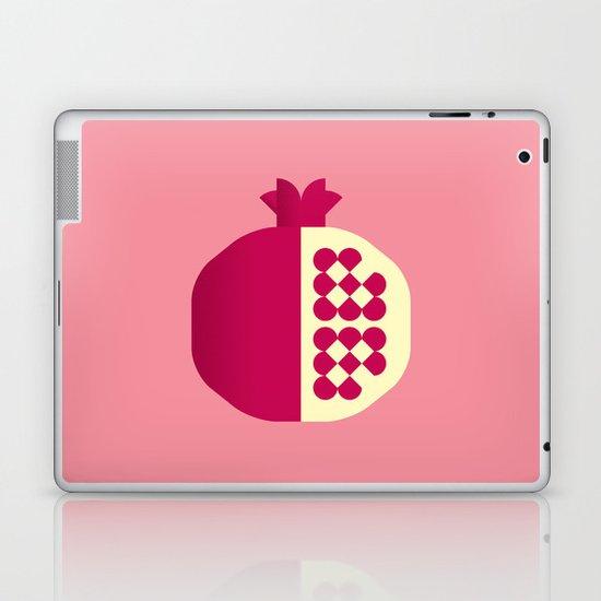 Fruit: Pomegranate Laptop & iPad Skin
