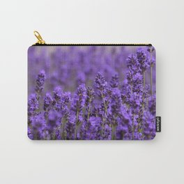 the smell of lavender -c- Carry-All Pouch