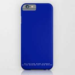 Leap Into the Void iPhone Case