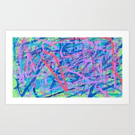 1B1 Art Print