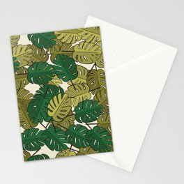 Botany: Monstera Deliciosa Stationery Cards