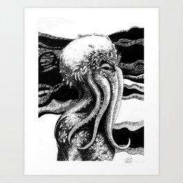 Cthulhu Art Print