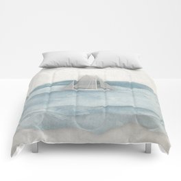 Floating Ship Comforters