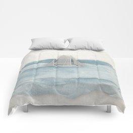 Floating Ship Comforters