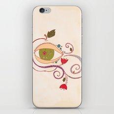 Apple of My Eye iPhone & iPod Skin