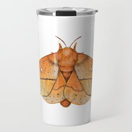 Spiny Oakworm Moth (Anisota stigma) Travel Mug