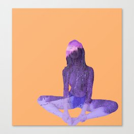 Morning Pose Canvas Print