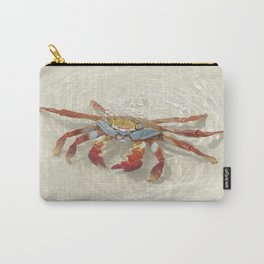 crab in the water Carry-All Pouch
