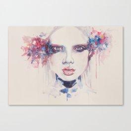 impulses Canvas Print